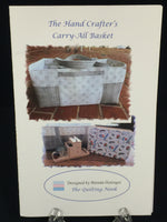 The Handcrafter's Carry-All Basket Pattern