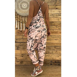 Women Trendy Cross-pants Loose S-2XL Plus Size Hip Hop Punk Street Dance Trousers
