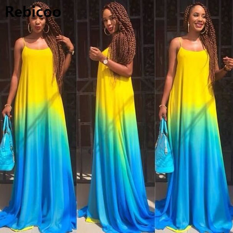 Sexy Summer women chiffon swimsuit swimwears outfits beach suit wear long maxi dress plus size beach  xxxxxl