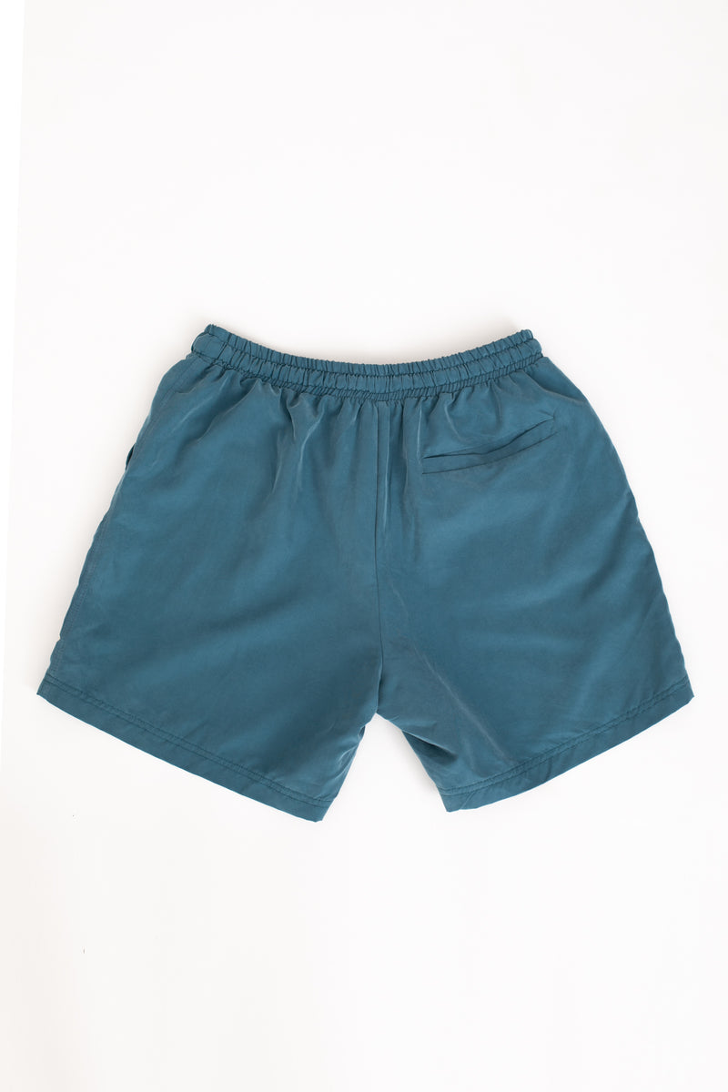 Lightweight walk shorts In Washed teal