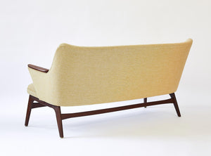 Mid-Century Sofa for 3