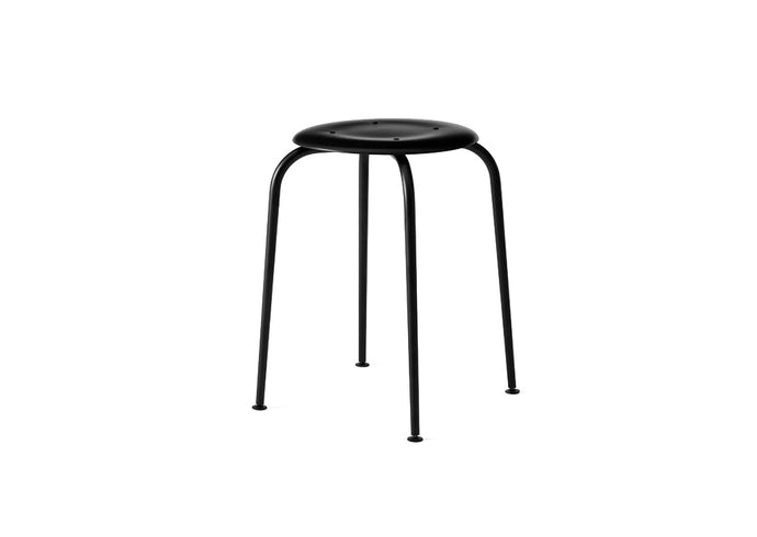 13.1 Small Stool, Black