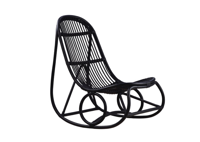 The Rocking Chair, Black