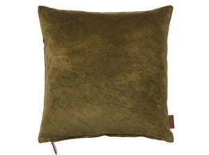 Subscription_OMNI_Cozy_Living_50x50_Velvet_Moss_Pillow_Lounge_comfort_office_absorb_sound_cozy_classic_Danish_design 50x50 Velvet, Moss