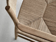 Load image into Gallery viewer, ARV Chair, Armed Oak & Weave