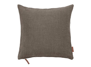 Subscription_OMNI_Cozy_Living_50x50_Linen_Brown_Pillow_Lounge_comfort_office_absorb_sound_cozy_classic_Danish_design 50x50 Linen, Brown