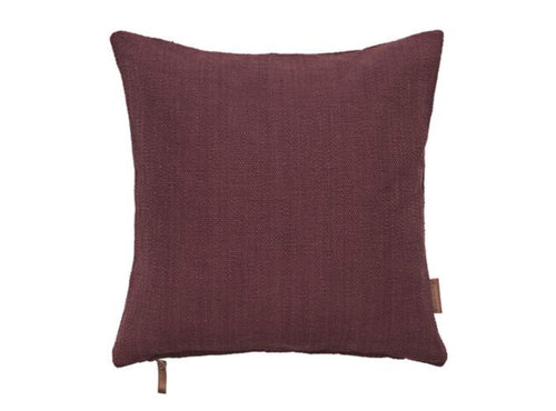 Subscription_OMNI_Cozy_Living_50x50_Linen_Burgundy_Pillow_Lounge_comfort_office_absorb_sound_cozy_classic_Danish_design