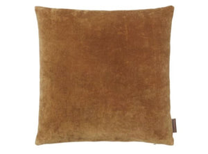 Subscription_OMNI_Cozy_Living_50x50_Velvet_Orange_Pillow_Lounge_comfort_office_absorb_sound_cozy_classic_Danish_design 50x50 Velvet, Orange