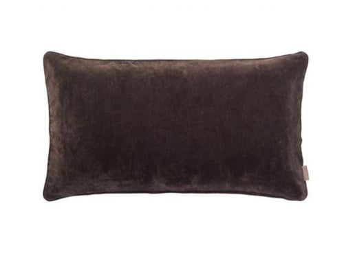 Subscription_OMNI_Cozy_Living_50x90_Velvet_Brown_Pillow_Lounge_comfort_office_absorb_sound_cozy_classic_Danish_design