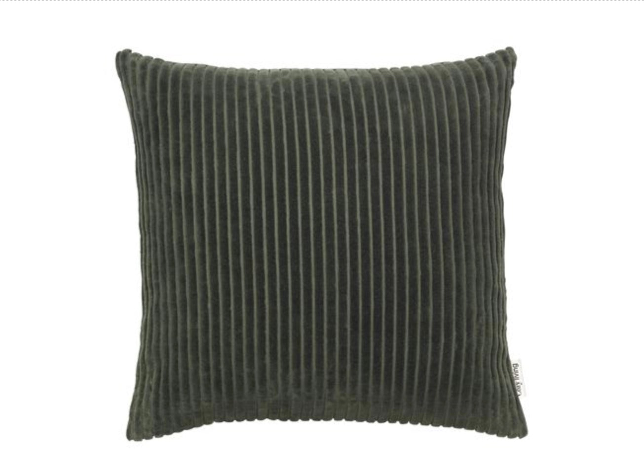 Subscription_OMNI_Cozy_Living_50x50_Ribbed_Green_Pillow_Lounge_comfort_office_absorb_sound_cozy_classic_Danish_design