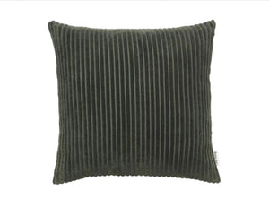 Subscription_OMNI_Cozy_Living_50x50_Ribbed_Green_Pillow_Lounge_comfort_office_absorb_sound_cozy_classic_Danish_design 50x50 Ribbed, Green