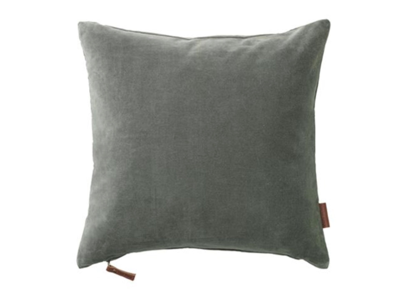 Subscription_OMNI_Cozy_Living_50x50_Velvet_Gray_Pillow_Lounge_comfort_office_absorb_sound_cozy_classic_Danish_design