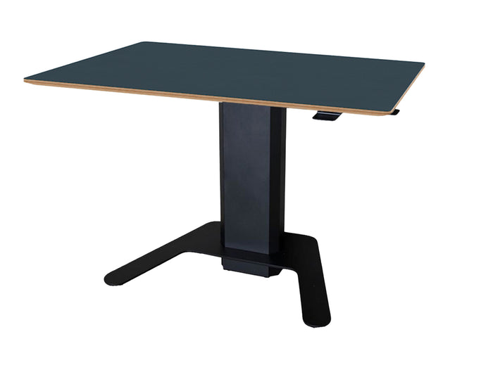 Eclipse Elevation Desk, Linoleum