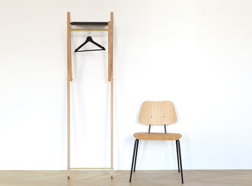 Subscription_OMNI_Copenhagen_Lobby_Oak_Diza_Wardrobe_rack_Labofa_chair_classic_office_functional