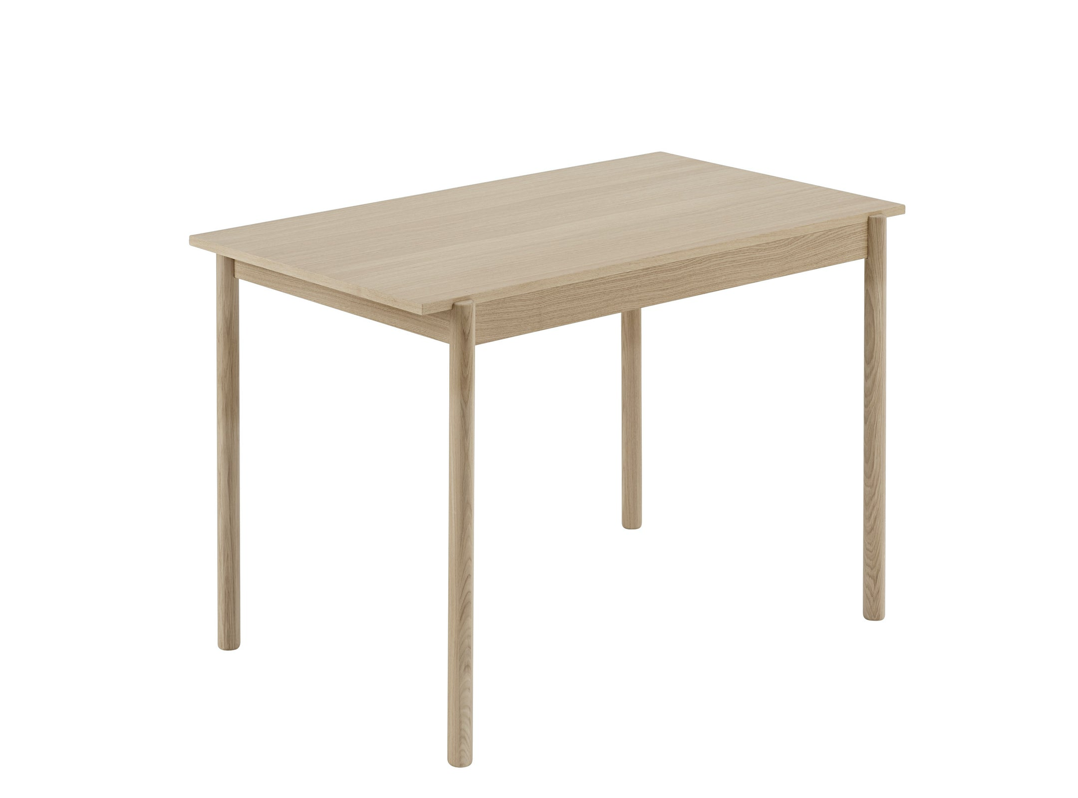 Linear Wood Table, Small