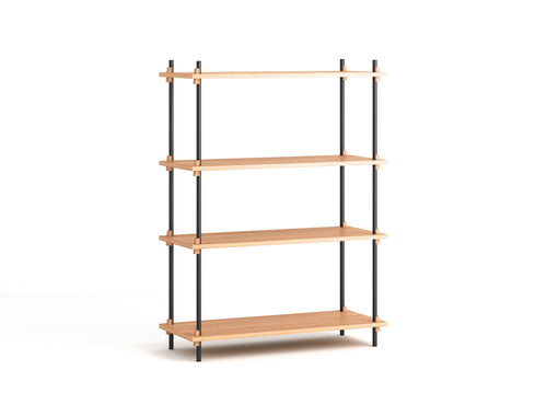 Medium Shelving, Oak
