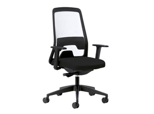 Ergonomic Chair, Armed Ergonomic Chair, Armed