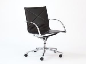 Subscription_OMNI_Anders_Hermansen_Joint_1206_office_chair_black_classic_four_legged_meeting_conference_room_aluminum