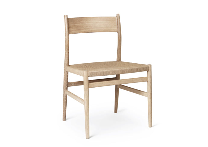 ARV Chair, Oak & Weave