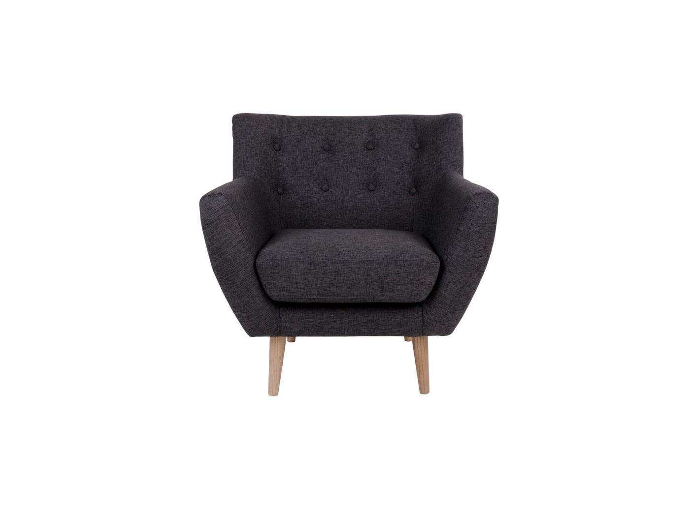 Subscription_OMNI_Clark_Armchair_wooden_legs_design_material_Gray_furniture_office_comfortable_elegant_back_cushion