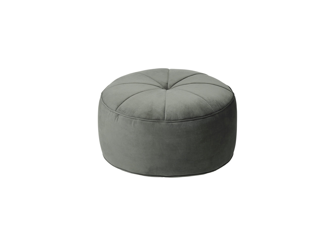 Subscription_OMNI_Cozy_Living_Pouf_Large_velvet_material_Army_furniture_office_comfortable_classic