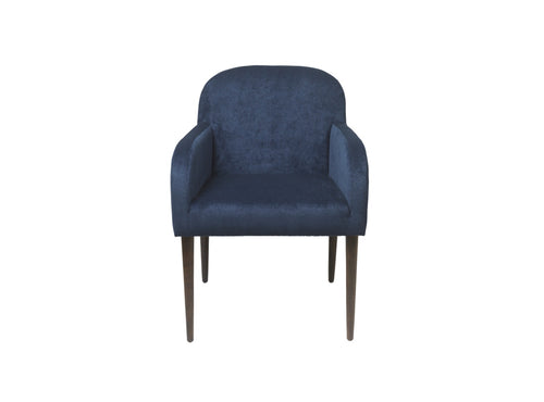 Subscription_OMNI_Cozy_Living_Gotland_Armchair_velvet_material_navy_office_four_legs_comfortable_classy_furniture