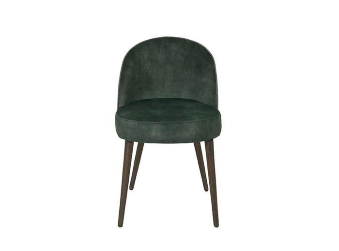 Subscription_OMNI_Cozy_Living_Thekla_Chair_velvet_material_Army_Nordic_design_four_legs_comfortable_classy