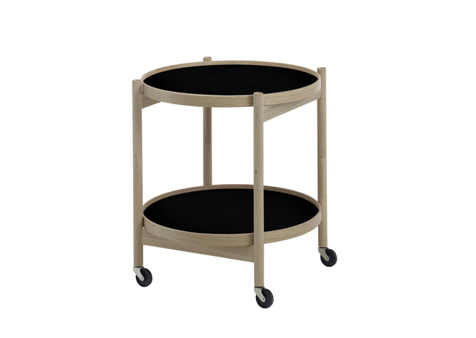 Small Tray Table, Black