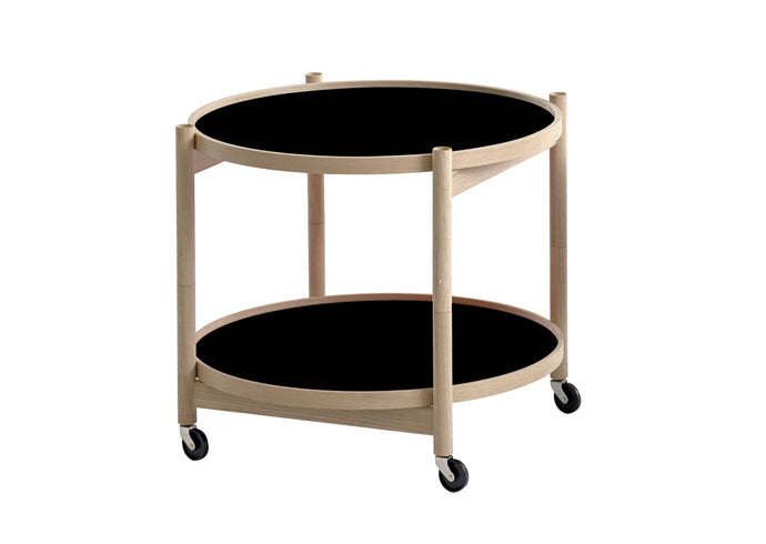 Large Tray Table, Black