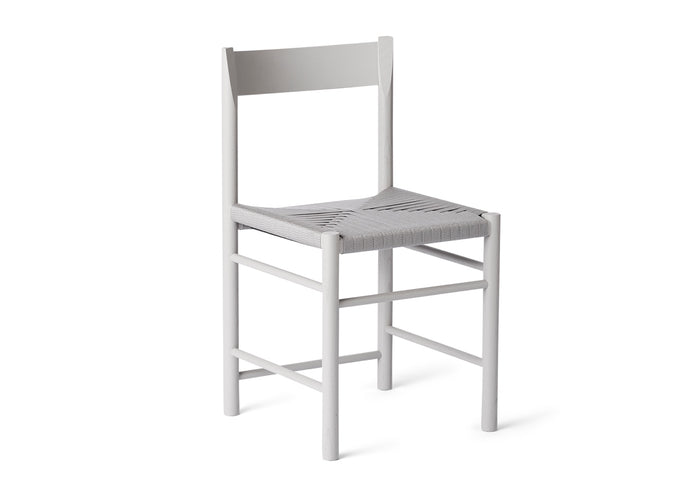 F Chair, Gray