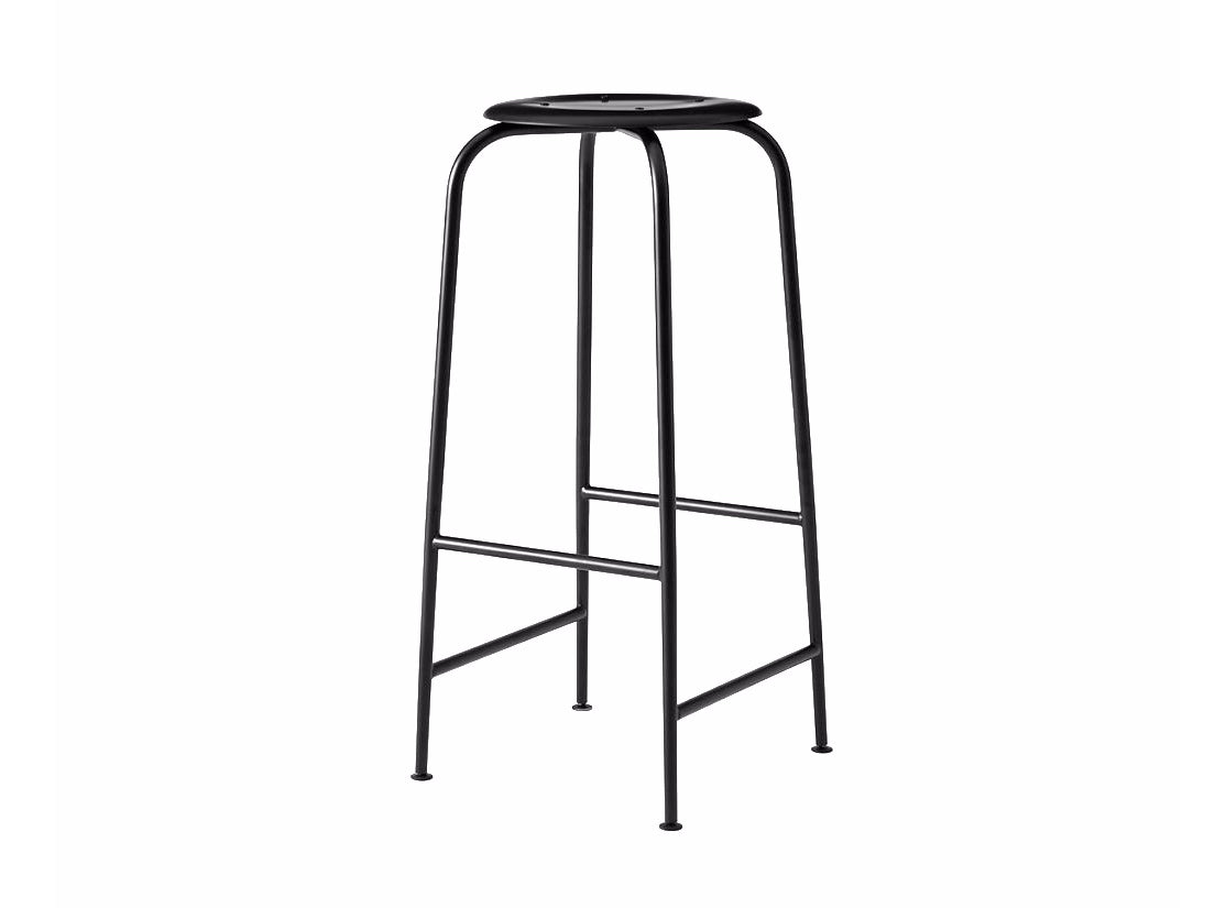 Subscription_OMNI_Labofa_Heritage_Collection_office_high_stool_chair_black_classic_four_legged_modern_style