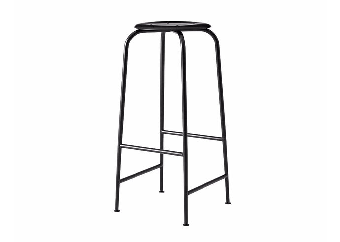 13.3 High Stool, Black