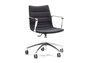S10 Office Chair, Ebony S10 Office Chair, Ebony