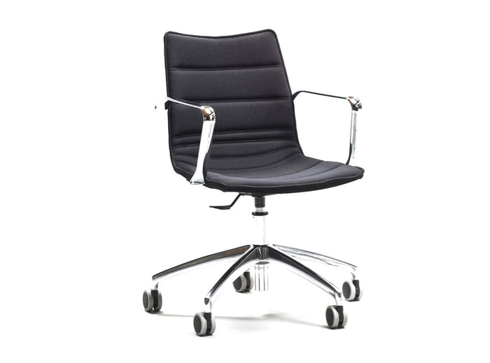 S10 Office Chair, Ebony