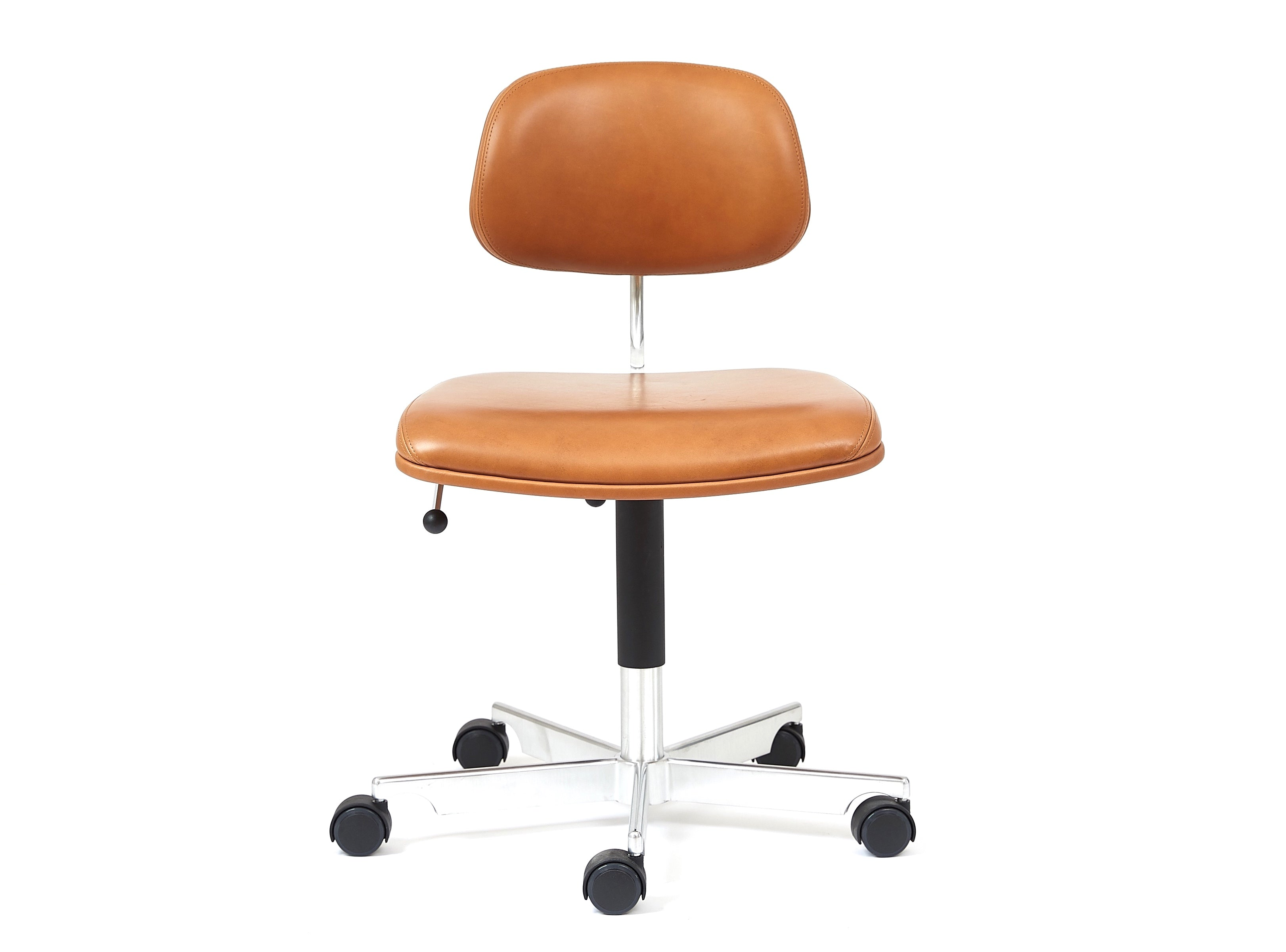Subscription_OMNI_Kevi_2534U_All_Leather_office_chair_classic_four_legged_meeting_conference_room_comfortable_seat_luxury