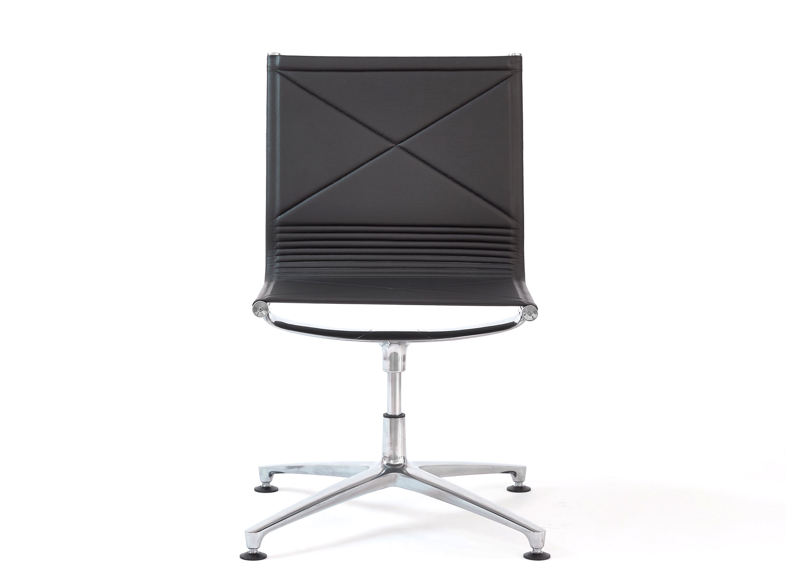 Subscription_OMNI_Anders_Hermansen_Joint_1201_office_chair_black_classic_four_legged_meeting_conference_room_fixed_seating