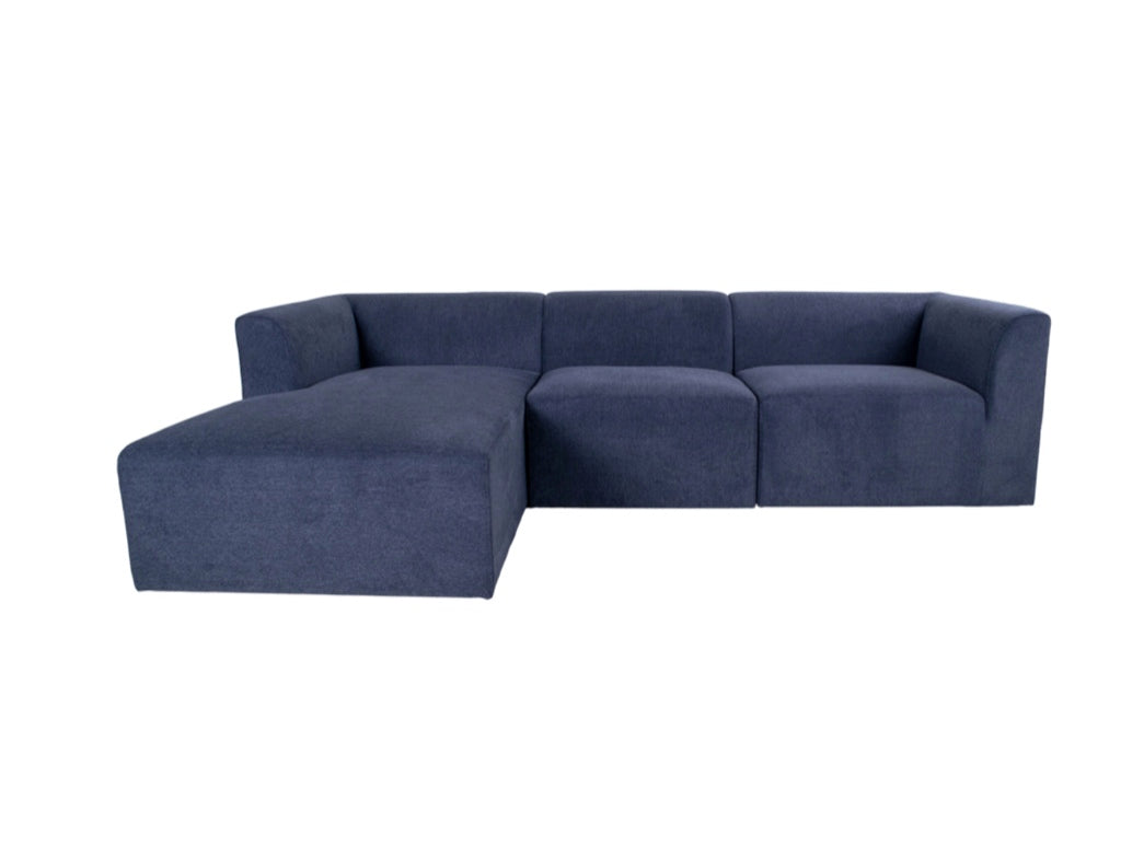 Subscription_OMNI_Jeffrey_Lounger_L_sofa_modern_design_durable_light_material_Navy_furniture_office_comfortable
