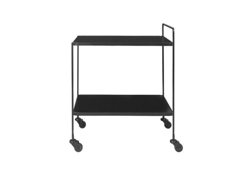 Subscription_OMNI_Cozy_Living_black_bar_cart_classic_wheels_conference_modern_office_meeting_room_Danish_furniture_elegant