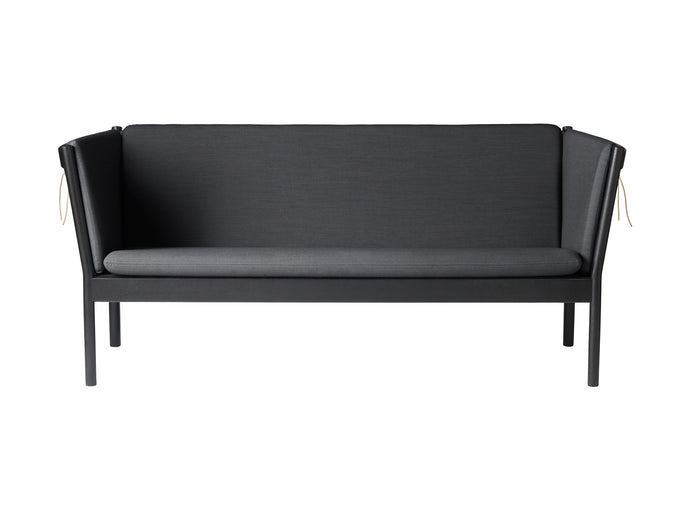 J149 Sofa, Black & Dark Gray