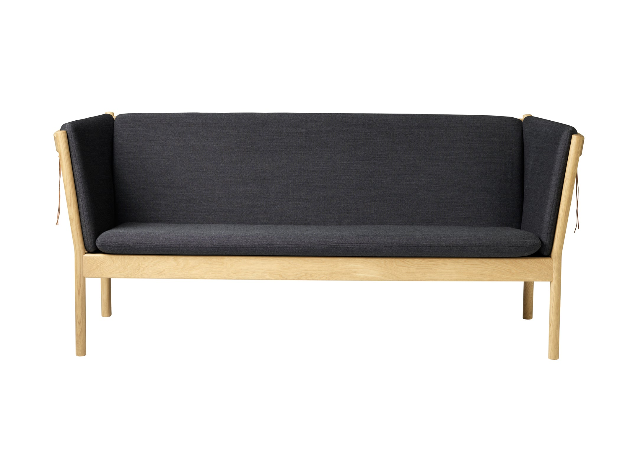 J149 Sofa, Nature & Dark Gray