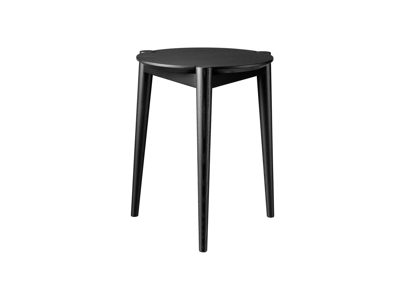 J160 Side Table, Black