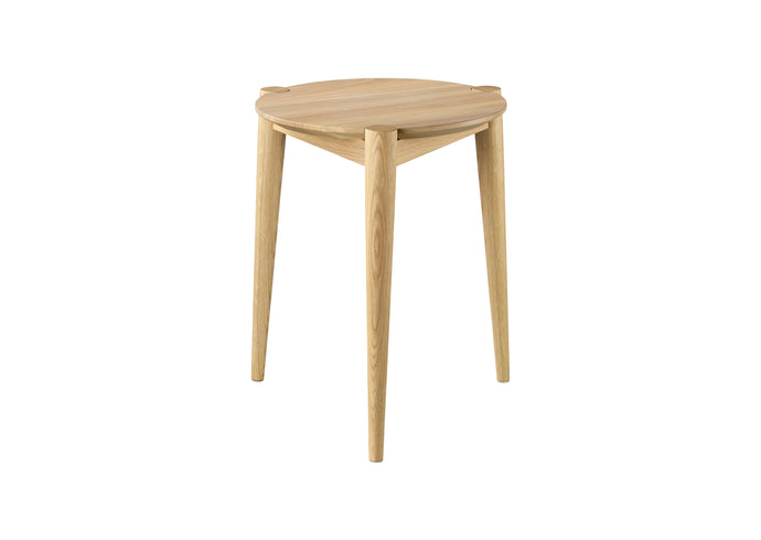 J160 Side Table, Nature