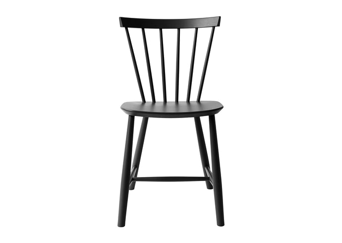 J46 Chair, Black