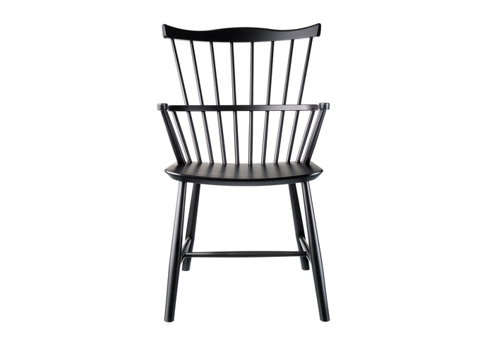 J52B Chair, Black