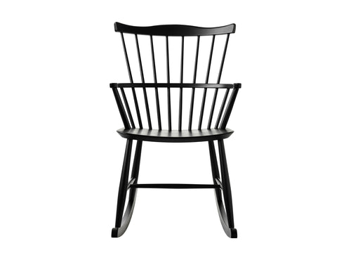 J52G Chair, Black