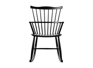 J52G Chair, Black J52G Chair, Black