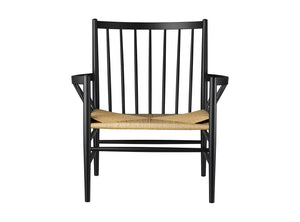 J82 Chair, Black & Nature J82 Chair, Black & Nature