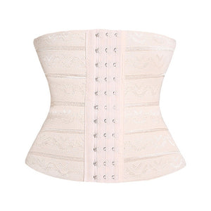 21cm Postpartum Belt Women Waist Slim Body Shaper Breathable Puerperal Waist Cincher Control Corset Waist Trainer Slimming Belt