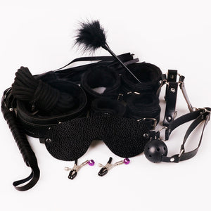 BDSM bondage Sex Handcuffs Costumes
