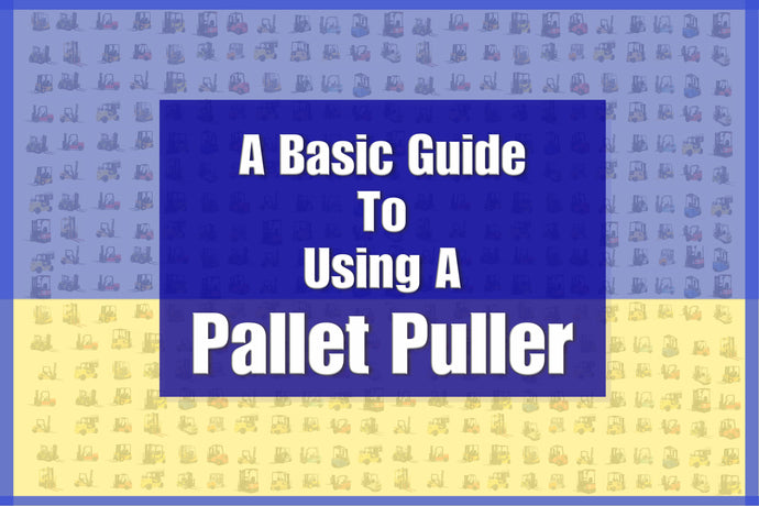 A Basic Guide To Using A Pallet Puller